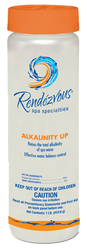 Rendezvous Alkalinity Up for Spas 1 lb $ 3.99