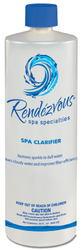 Rendezvous Spa Clarifier 32 oz $10.99