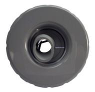 "6540-073 SUNDANCE® Spas Micro Magna Jet Insert Rotating Nozzle 2-5/8"" Face In Gray"