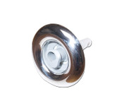 SUNDANCE® Spas 6541-555 formerly 6540-347, Jet Face: Mini Rotational Stainless Steel