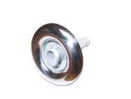 Sundance Spas 6541-555 formerly 6540-347, Jet Face: Mini Rotational Stainless Steel