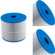 "Hot Tub Spa Filter: AK-7003, OEM: N/A, Pleatco: PVT50W , Unicel: C-8350 , Filbur: FC-3053, Diameter: 8-1/2"", Length: 7-1/4"""
