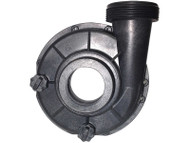 6500-288 Theramax Front Pump Housing 1.5 HP,2.0 HP, 2.5 HP.  Front Housing for 07/2003+1.5HP, 2.0 HP Theramax Pump.  Front Housing for 2.5 HP Theramax Pump 1999+.