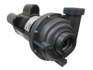 Sundance Theramax 2 Speed Spa Pump, 2.5 HP, 230 Volt, 11.0 / 3.3 Amp, 6500-343, 48 frame. Front Image