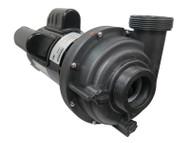Sundance® Theramax 2 Speed Spa Pump, 2.5 HP, 230 Volt, 11.0 / 3.3 Amp, 6500-343, 48 frame. Front Image