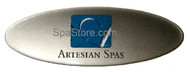 OP11-0211-77 Artesian® Spas Center Logo Dome Plate