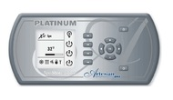 OP11-0053-77 Artesian® Spas Overlay, In. K660, Platinum Lo Profile Replaced OP33-0113-82