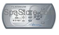 OP33-0472-40 Artesian Spas Platinum Elite Topside Control Panel, Master Blaster, Piper Glen, Dove Canyon, Pelican Bay, Quail Ridge