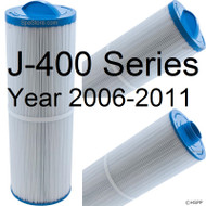 JACUZZI® J-400 Series 2006-2011 Hot Tub Spa Filter Cartridge 2540-383,