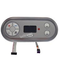 6600-440 Jacuzzi J-LX/J-LXL Control Panel, 2011+