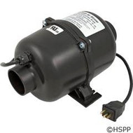 Blower, Air Supply Comet 2000, 1.5hp, 115v,7.4A, 4ft JJ