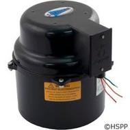 Blower, Air Supply Silencer, 1.0hp, 230v, 2.5A, Hardwire