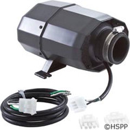 Blower,HydroQuip Silent Aire,1.0hp,115v,4.8A,3 or 4 pin AMP