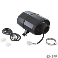 Blower,HydroQuip Silent Aire,1.5hp,230v,3.1A,3 or 4 pin AMP