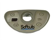 Softub Digital Control Panel T-140, T-220, Reset Button, No Light, 1106903-S