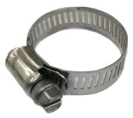 Softub Hose Clamp, Stainless Steel. Use with 1 inch Clear Hose for Air Controls 9039600
