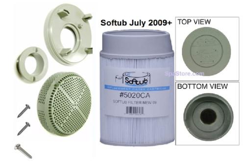 softub drain suction cover retrofit assembly kit before july vgb compliant