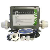 54219 BALBOA SPA VS500Z M7 CONTROL SYSTEM W/ MINI OVAL TOPSIDE- 1 PUMP SYSTEM
