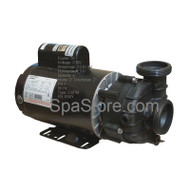 6 HP Master Spas, Down East, H2X, Freedom Spas Pump X320350 Replacement, 2 Speed 230V,  7-193777-02