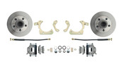 DBK5558  1955-1958 GM Full Size Standard Disc Brake Conversion Kit (Impala, Bel Air, Biscayne)