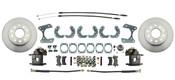 """DBK9-  Universal Ford 9"""" Rear-End Universal Disc Brake Kit"""