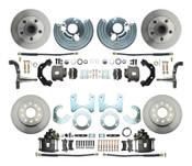 DBK6272834 Mopar A Body Front & Rear Disc Brake Kit