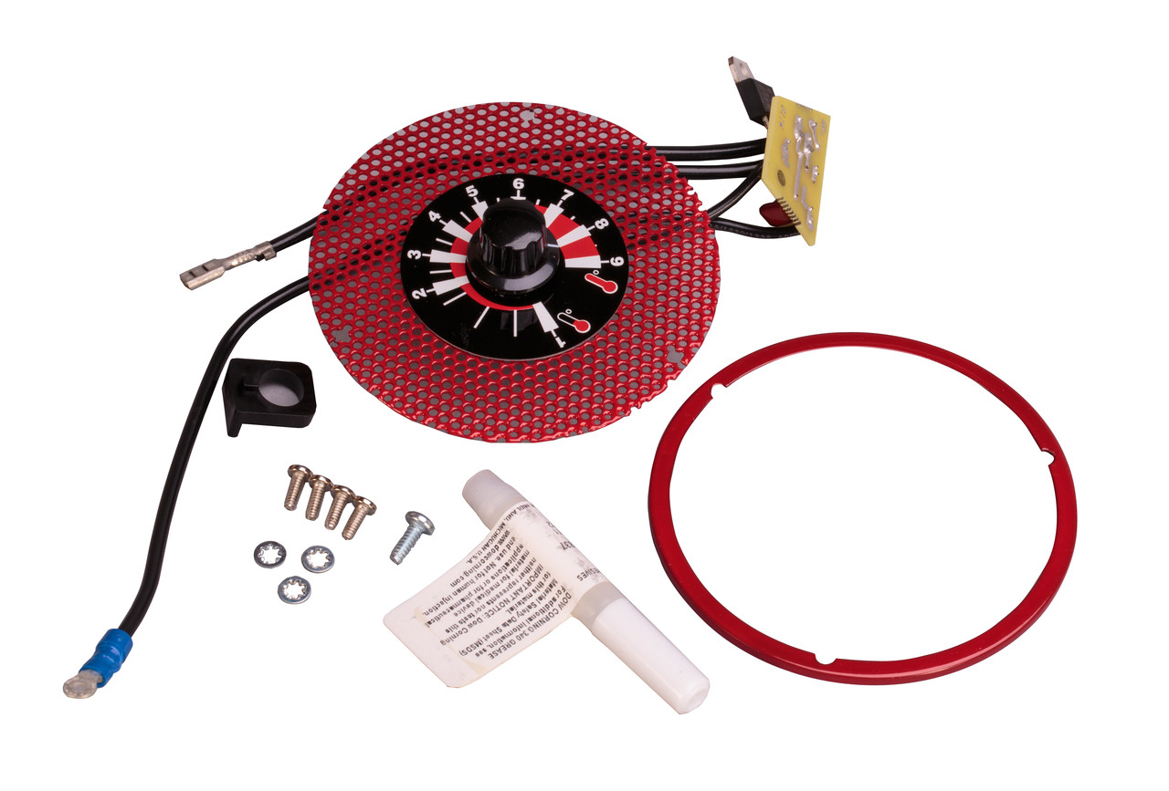 heat control replacement kit 220v master appliance