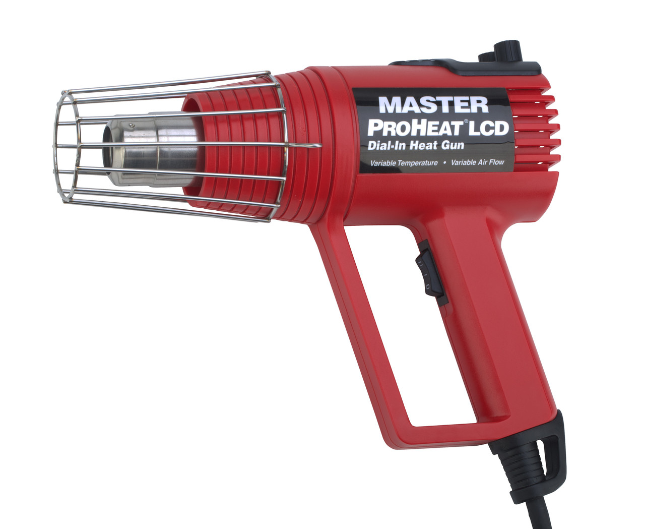 Professional Variable Temperature Digital Heat Gun