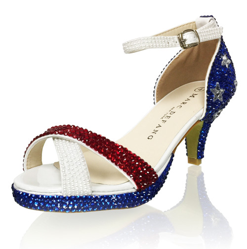 Bridal Shoes Jb: USA Tween Sandals
