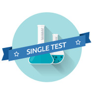 Brucella Antibody IgG and IgM w/ Ref Agglutination Blood Test