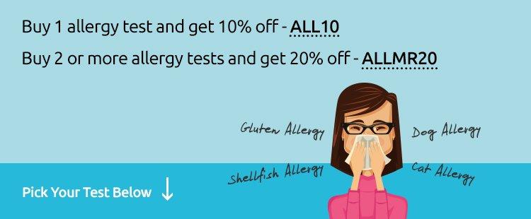 Allergy Test Offer