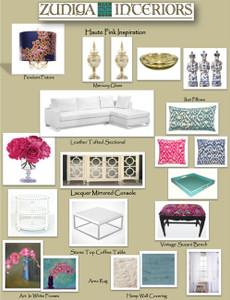 Interiors To Go Living Room {e-decorating service}