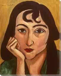 Portrait of Lorette