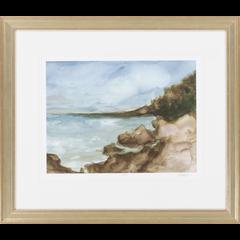 Seascape Series #1 Framed