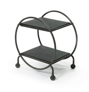 Orbit Bar Cart