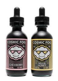 Cosmic Fog Vapors Eliquid 60mL