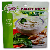 Sweet and Savory Spinach Dip