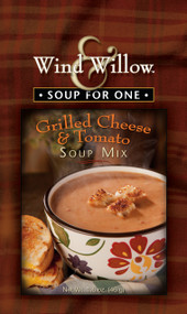 Soup For One Grilled Cheese and Tomato