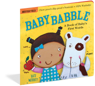 Indestructible Baby Babble Book