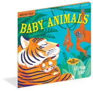 Indestructible Book Baby Animals
