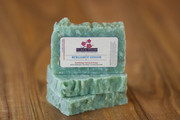 BERGAMOT GINGER Soothing Oatmeal Organic Shea Avocado Oil Natural Soap