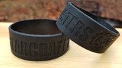 GEARCRAFT SILICONE WRISTBAND