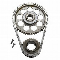 ROLLMASTER Ford Small Block 302/351 HO/EFI Gold Series with Shim & nitrided sprockets, 9 keyway crank sprocket CS3060