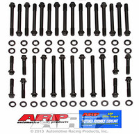 ARP Cylinder Head 12pt Bolt Kit, High Performance Series, BBC Heads w/ Mark IV Iron Blocks (4 long exhaust bolts per head) 135-3703