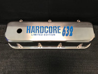 Big Block Chevy aluminum tall valve cover