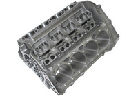 World Products Cast Iron Motown Pro Lightweight Engine Block Chevy Small Block 083010 350 Mains, 3.995 Bore, Nodular Caps