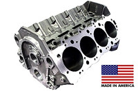 "World Products MERLIN IV 9.800"" Deck Iron Engine Block"