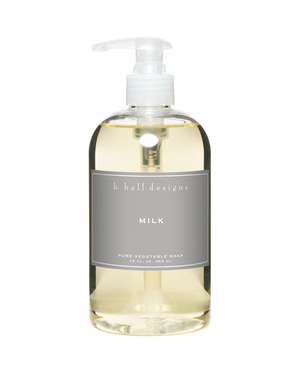 Milk Liquid Hand Soap