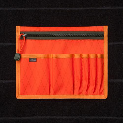 Pocket Panel: neon orange
