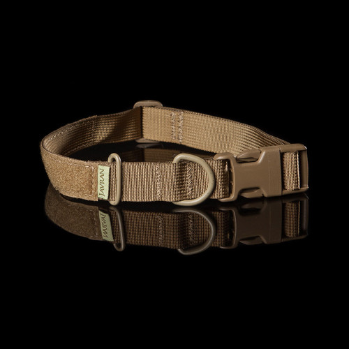 Alpha Dog Tactical Collar, coyote brown